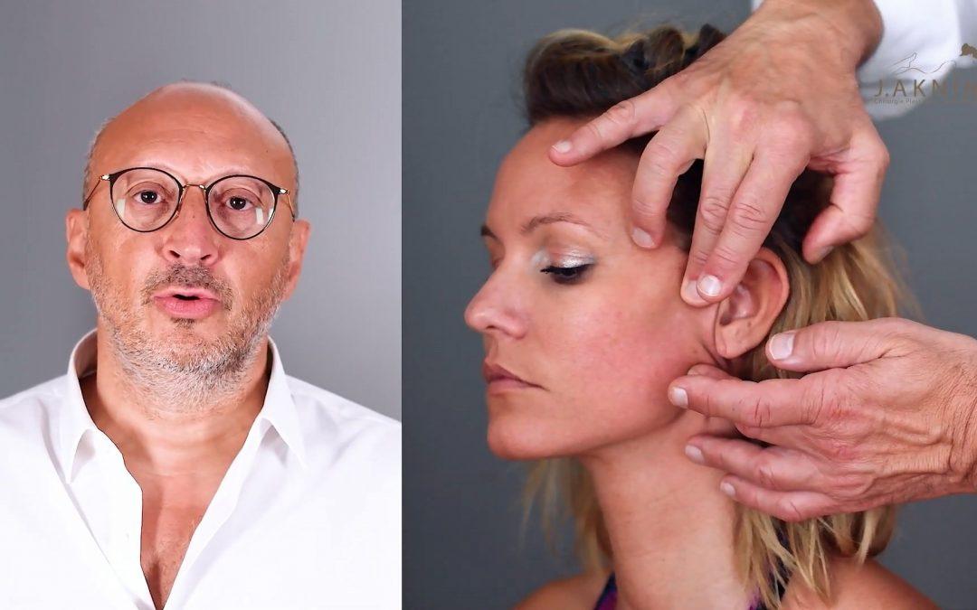 Le lifting facial sous anesthésie locale (Vidéo)