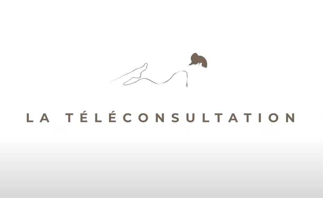 La téléconsultation (vidéo)